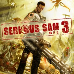 Serious Sam 3 Bfe On Ps3 Official Playstation Store Uk