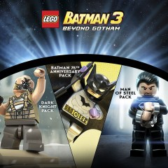 Lego Batman 3 Beyond Gotham Season Pass On Ps4