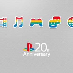 Playstation 20th Anniversary Theme On Ps3 Official