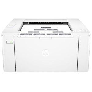 impresora hp laserjet  monocromo  pro m102a g3q34a