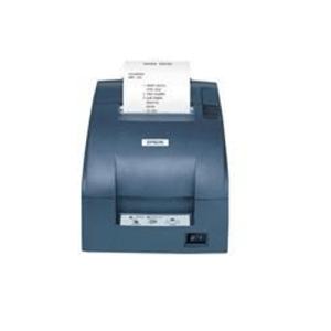 impresora ticket epson tm-u220b matricial corte negra serie c31c514057