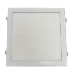 panel led classic v-tac cuadrad slim 300*300*25mm 24w>>100w luz fria 2000lm l4889