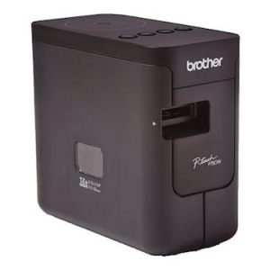 impresora brother rotuladora electronica p-touch ptp750w