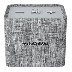 altavoces  creative  nuno micro gris bluetooth manos libres