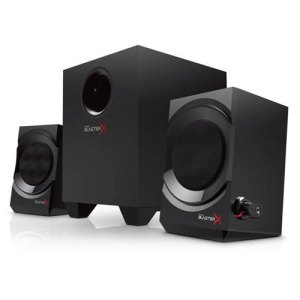 altavoces  creative  sound blasterx kratos s3 2.1 92w jack negro ene