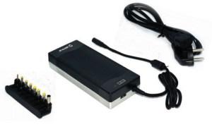 cargador portatil  120w unyka 8 conectores 55937