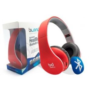 auricular biwond headbluex bluetooth 4.0 microfono negro 50916