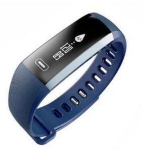 reloj smartband leotec fit health tact pulso tensio resistagua bt azul lepfit08b