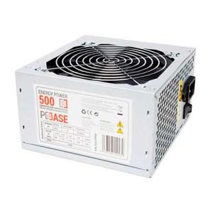 fuente alimentacion atx  500w  pc case ep-500