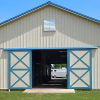 Barn Doors   RAMM Horse Fencing & Stalls