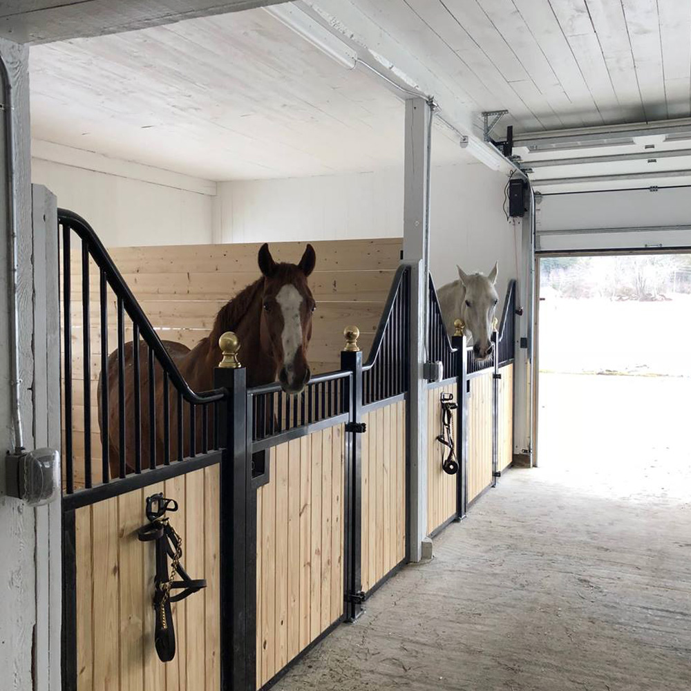Tuscany Horse Stall Front Horse Stalls Stalls Ramm Fence