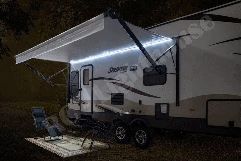 Motorhome Led Lights With Model Photo In Singapore