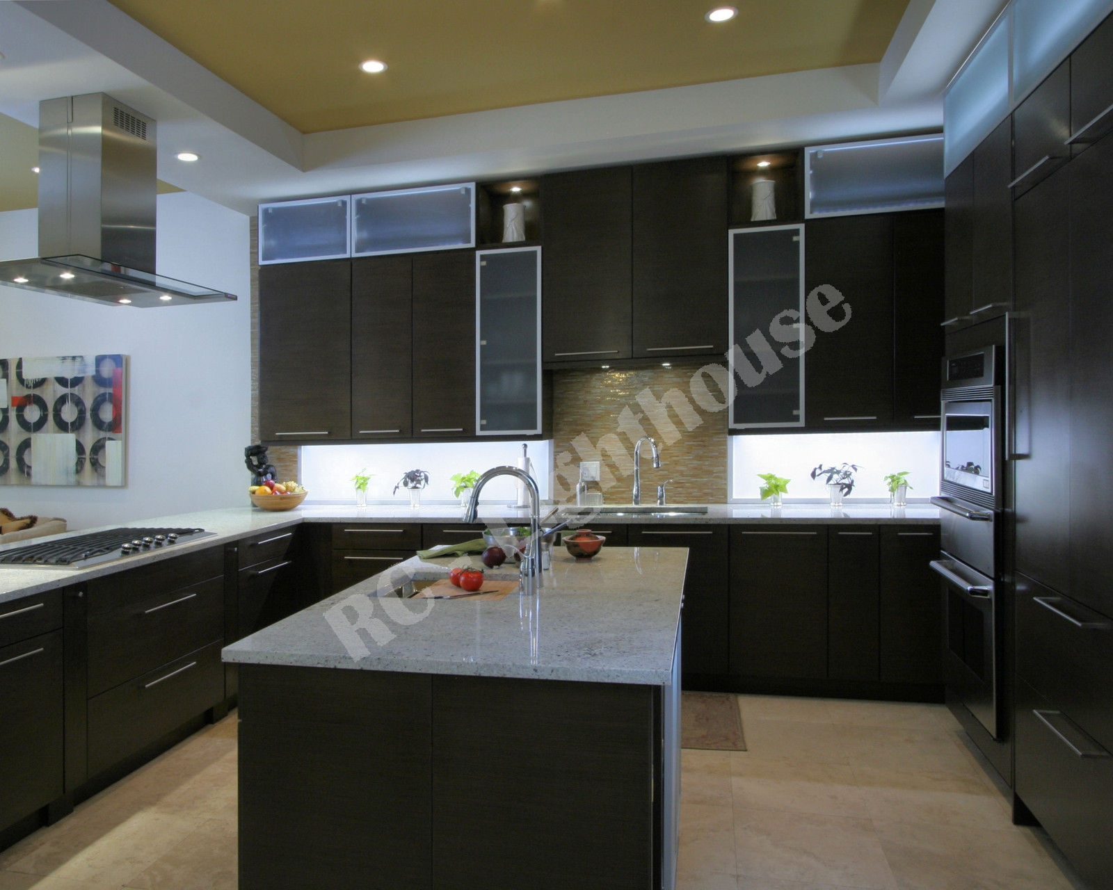 kitchen led lighting used table cabinet bedroom tv living room
