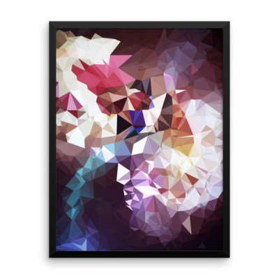 Abstract Dreams – Framed Poster