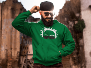 feel-the-bern-sweatshirt-green-by-reformation-designs