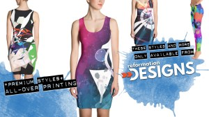 Reformation Designs Store - All Over Dresses Abstract Art 1920x1080