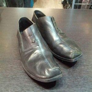 CYDWOQ Leather dressy BOOTS 10838