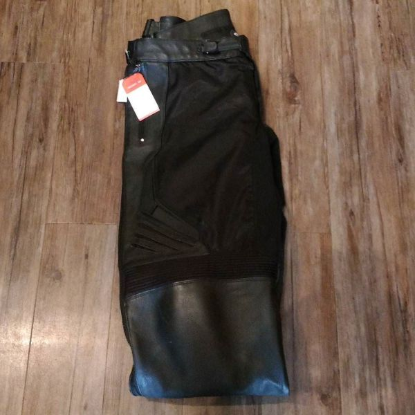 """ICON Mixed Material """"Compound"""" PANTS 11178 ( Size 40 )"""
