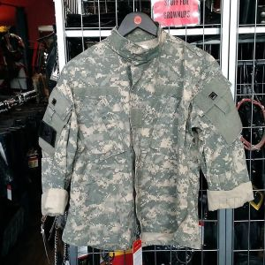 UNBRANDED Textile jacket MILITARIA 12690 ( Size small )