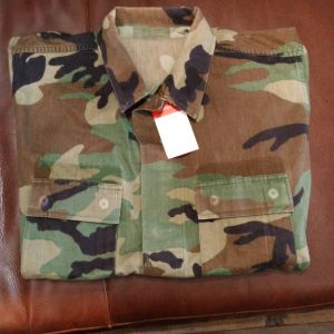 US ARMY Textile JACKET MILITARIA 13331 ( Size med )