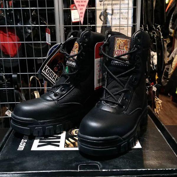 KODIAK Leather Work Boot BOOTS 13866