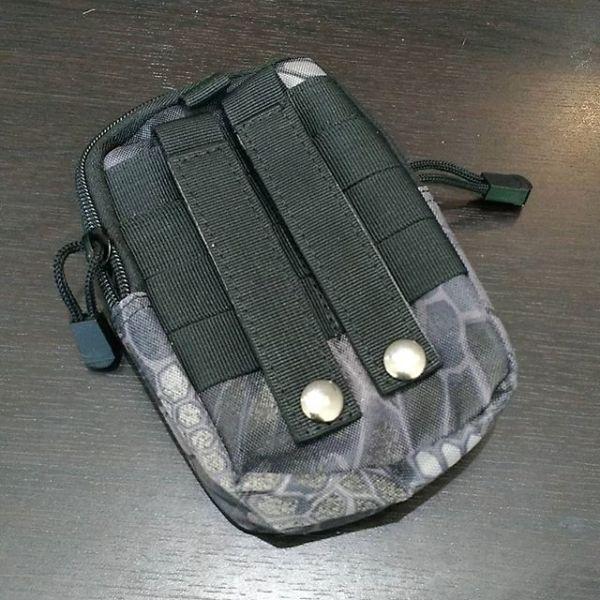 UNBRANDED Textile Belt Bag ACCESSORY 14822