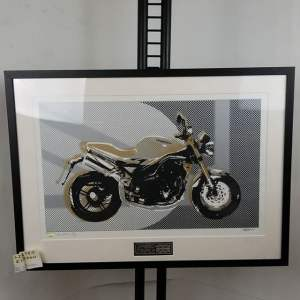 TRIUMPH Framedart TCHOTCKES 15369 ( Size Med )