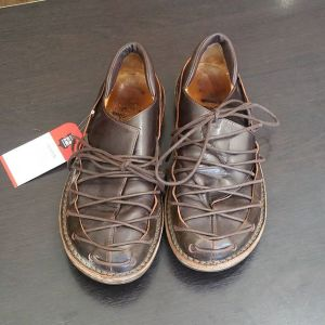 TRIPPEN Leather Moc BOOTS 18823