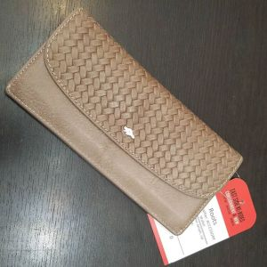 ROOTS Leather Wallet ACCESSORY 18905