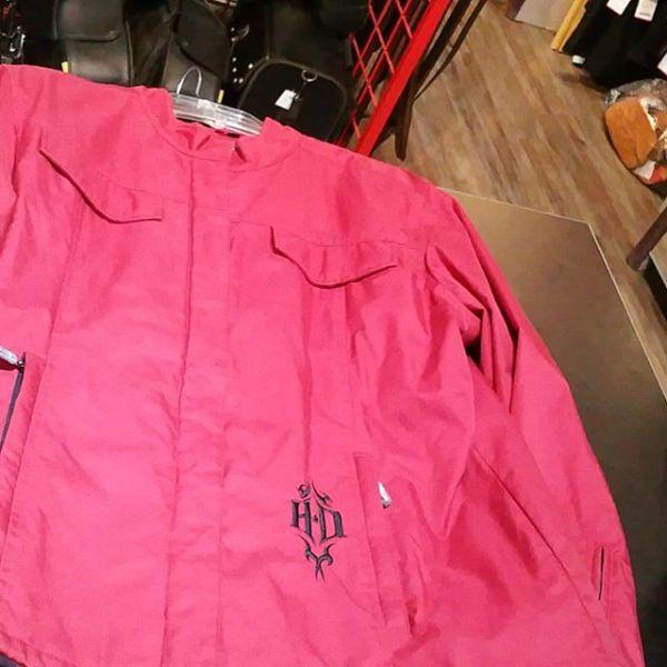"""HARLEY DAVIDSON Textile Summerweight JACKET 19400 ( Size 44"""" )"""