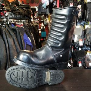 PISTON Leather Motorcycle BOOTS 19656