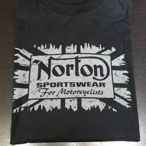 NORTON LONG SLEEVE T-SHIRT 20040 ( Size XL )