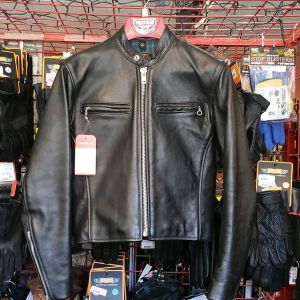 VANSON Leather Comet JACKET 20426 ( Size 34 )