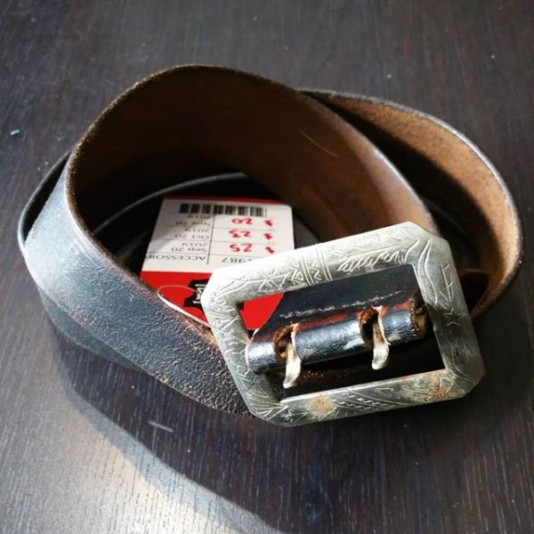 """UNBRANDED Leather BELT ACCESSORY 21987 ( Size 32"""" )"""