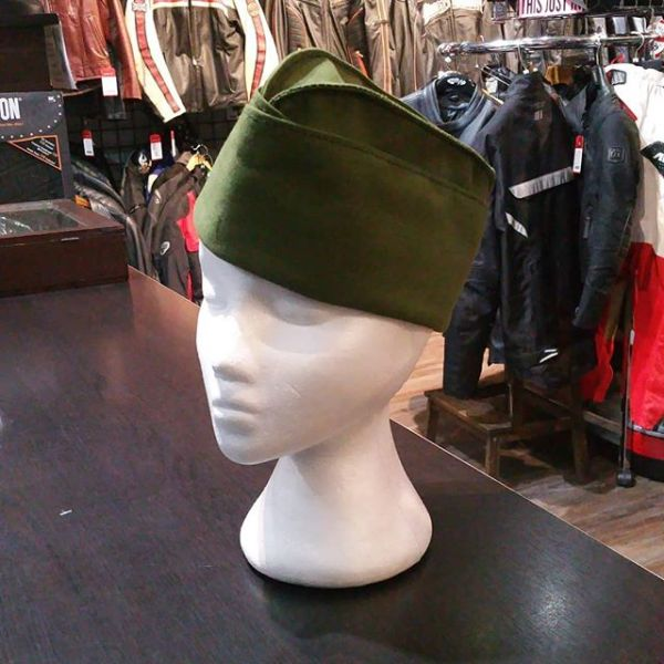 "MILITARIA Textile Flight HAT 22578 ( Size 22"" )"