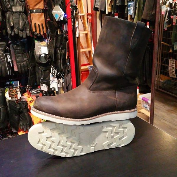 Mark Albert Leather Roper + BOOTS 22684