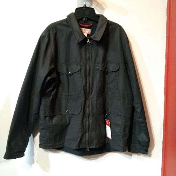 FILSON Waxed Cotton Cruiser JACKET 22932 ( Size Med m 44 )