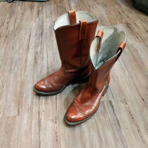 ACME Leather Western BOOTS 23038