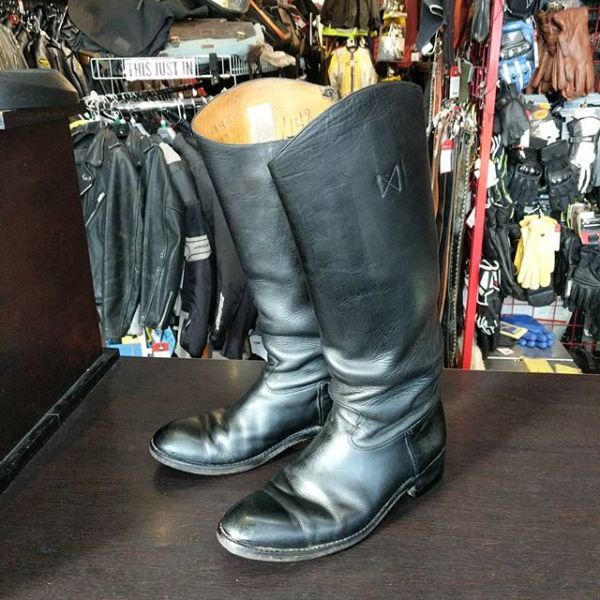 Unbranded. Leather Equestrian BOOTS 23057