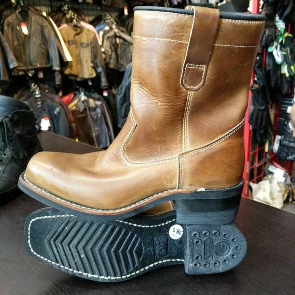 DAYTON Leather Confederate+ BOOTS 23495 ( Size 38.5 )