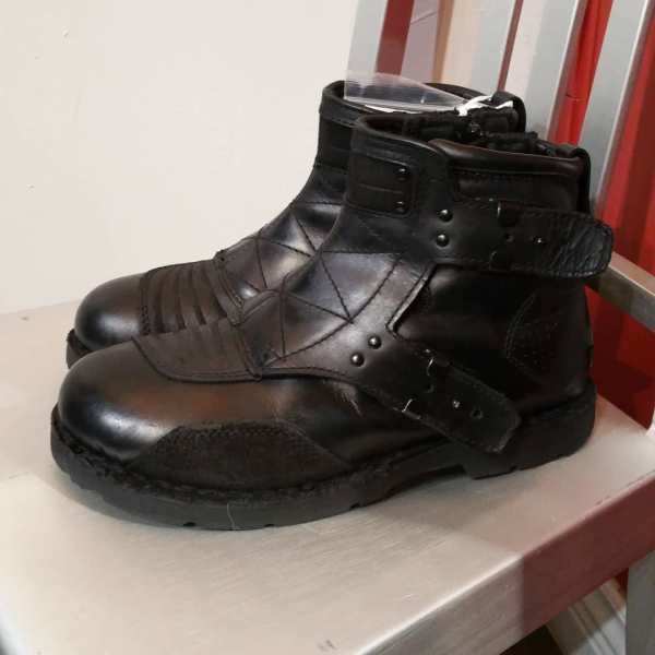 ICON Leather EL BAJO BOOTS | 23685 ( Size: 41 )