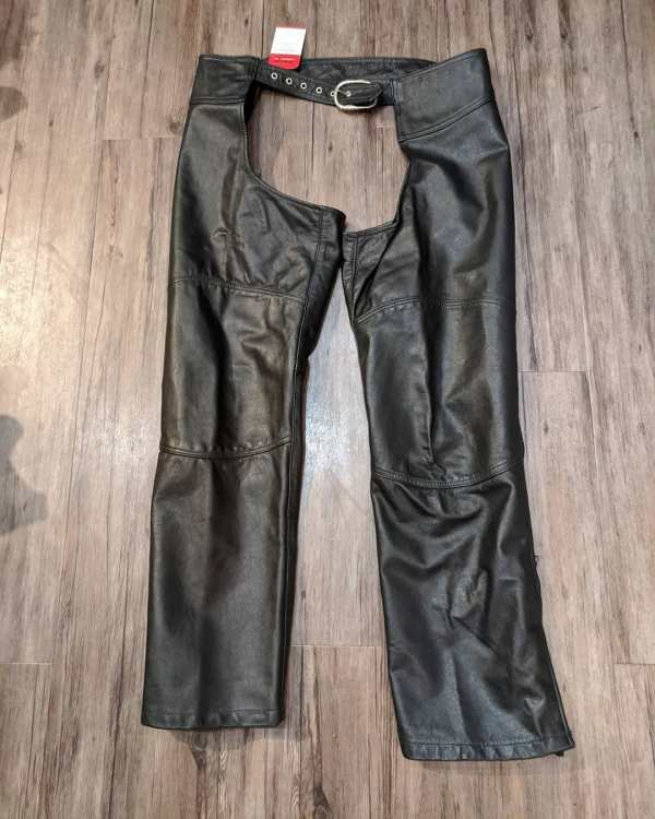 """UNBRANDED Leather Classic CHAPS 