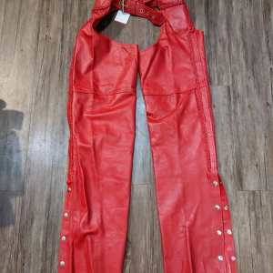 """BOUTIQUE OF LEATHERS Leather Classic CHAPS 