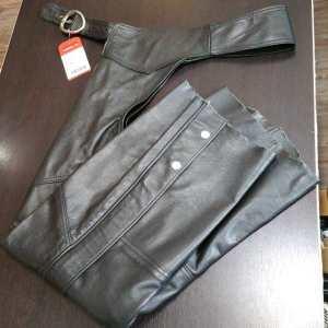 BRISTOL Leather Riding CHAPS - 23861