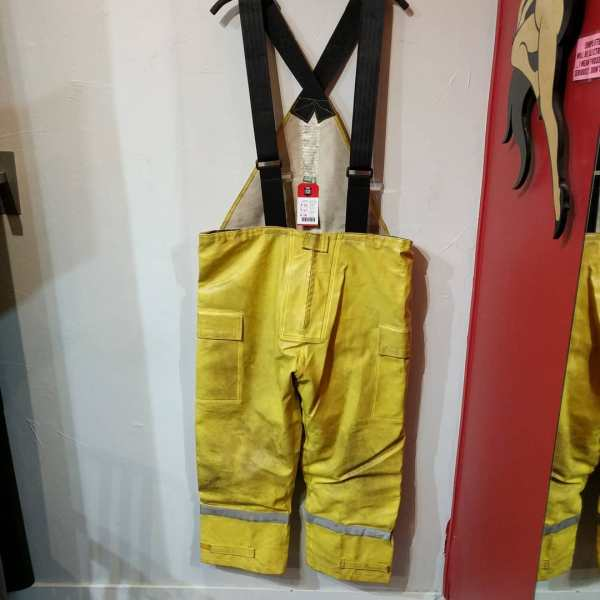 CLIMATIC PVC Fireman OVERALL | 23972