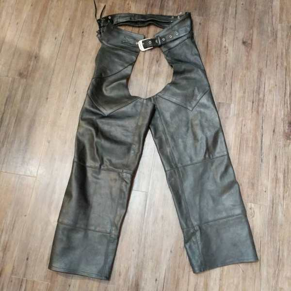 ROADKROME Leather Classic CHAPS | 24213
