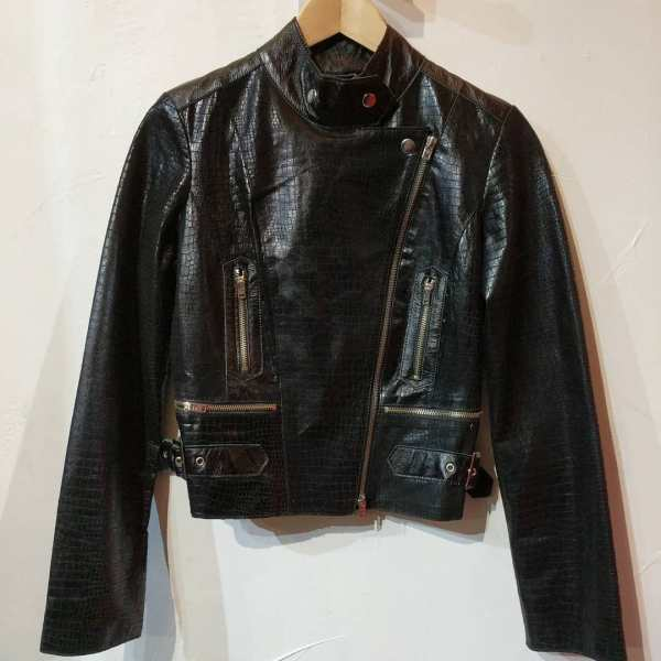 BEBE Leather Fashion JACKET | 24374