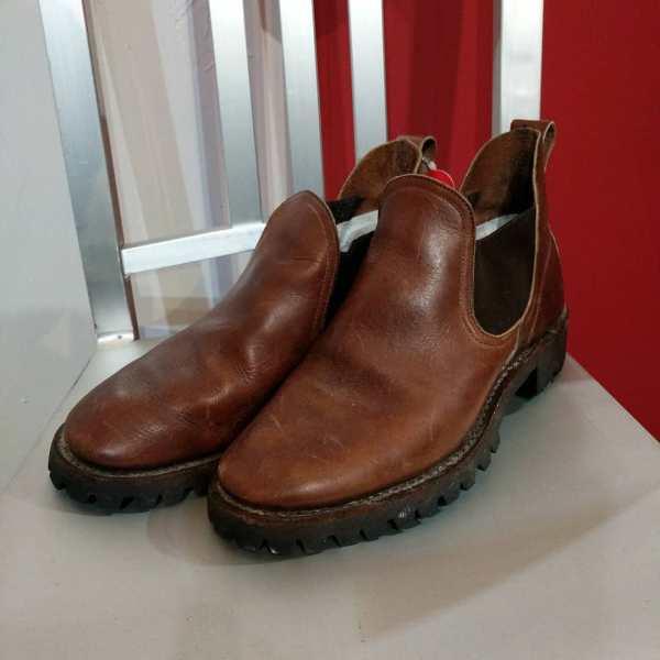 DAYTON Leather Romeos BOOTS | 24567