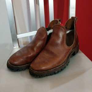 DAYTON Leather Romeos BOOTS   24567