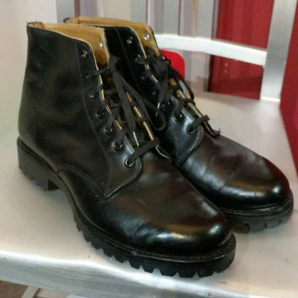 RCMP Leather Service BOOTS | 24661